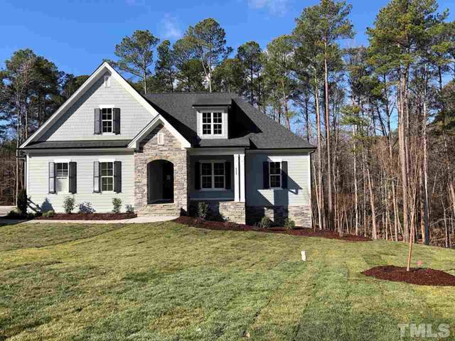 4249 Henderson Place, Pittsboro, NC 27312 (#2290554) :: The Jim Allen Group