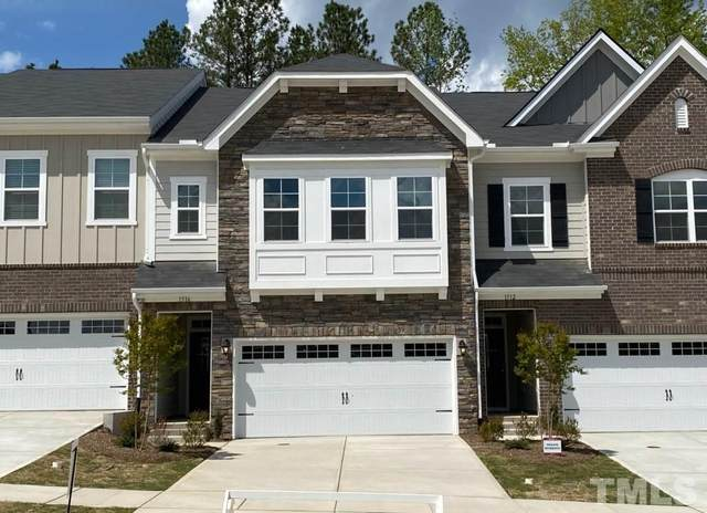 1516 Hopedale Drive #3, Morrisville, NC 27560 (#2293431) :: The Perry Group