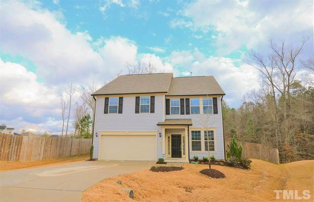 33 Mint Julip Circle, Clayton, NC 27527 (#2293789) :: Sara Kate Homes
