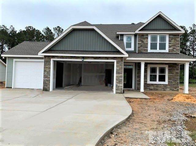 122 Ashpole Trail #4, Clayton, NC 27520 (#2297229) :: Marti Hampton Team brokered by eXp Realty