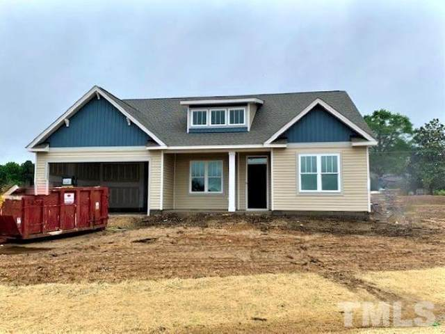 111 Princess Ann Court #52, Clayton, NC 27520 (#2297235) :: Marti Hampton Team brokered by eXp Realty
