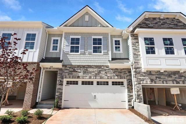 1408 Hopedale Drive #12, Morrisville, NC 27560 (#2302554) :: Team Ruby Henderson