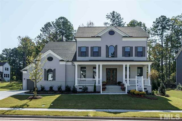463 Grand Highclere Way #4, Apex, NC 27523 (#2302733) :: Realty World Signature Properties
