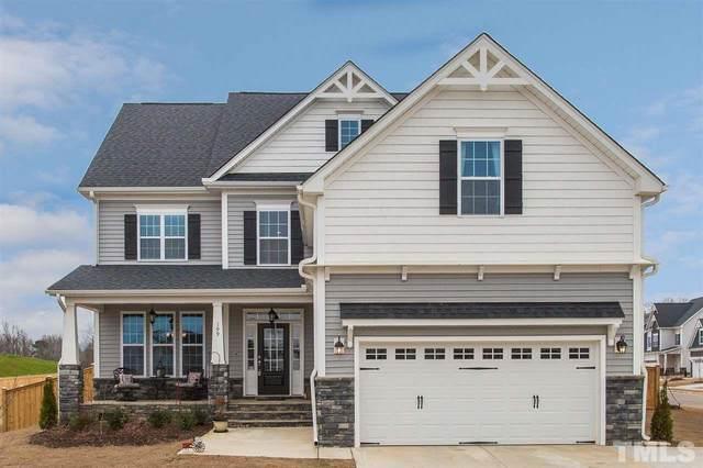 199 Belleforte Park Circle, Garner, NC 27529 (#2303090) :: Dogwood Properties