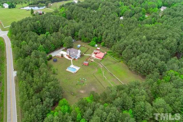 1820 Emerson Cook Road, Pittsboro, NC 27312 (#2305235) :: Raleigh Cary Realty