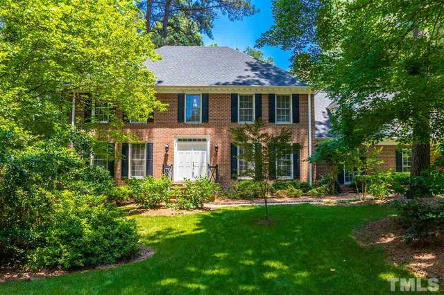 10721 Winding Wood Trail, Raleigh, NC 27613 (#2310652) :: The Jim Allen Group
