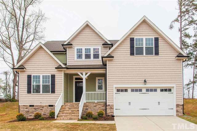 15 N Farm Horse Trail #43, Smithfield, NC 27577 (#2310896) :: Spotlight Realty