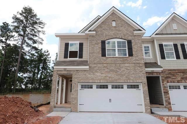 1021 Urbana Drive #31, Morrisville, NC 27560 (#2311854) :: Marti Hampton Team brokered by eXp Realty