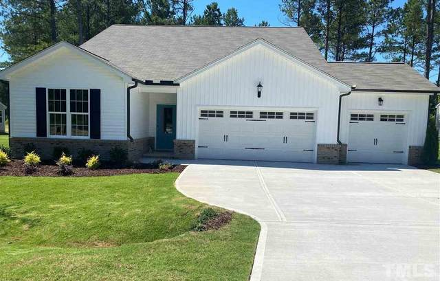199 Whistle Post Drive #0011, Selma, NC 27576 (#2313179) :: Raleigh Cary Realty
