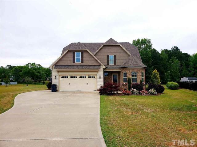 106 Setter Court, Angier, NC 27501 (#2316815) :: The Perry Group