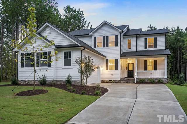 1417 Commons Ford Place Kendrick Coloni, Apex, NC 27539 (#2318933) :: Saye Triangle Realty