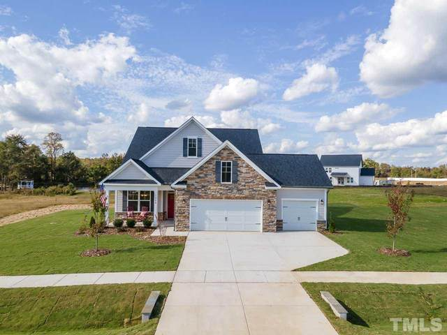 7304 Cabernet Franc Drive, Willow Spring(s), NC 27592 (#2319088) :: Realty World Signature Properties