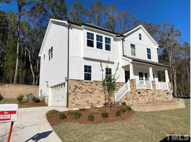 436 Cahors Trail #142, Holly Springs, NC 27540 (#2319846) :: Triangle Top Choice Realty, LLC