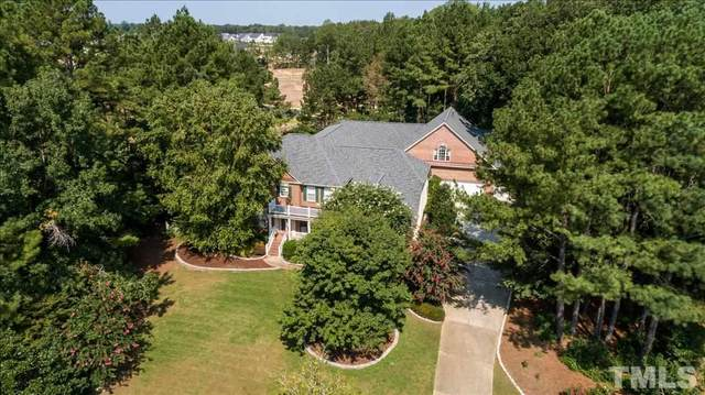 5205 Mill Dam Road, Wake Forest, NC 27587 (#2325016) :: Raleigh Cary Realty