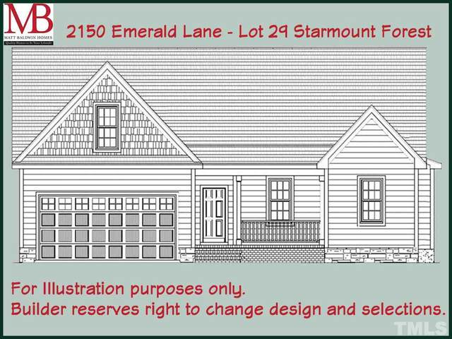 2150 Emerald Lane, Franklinton, NC 27525 (#2331548) :: Marti Hampton Team brokered by eXp Realty