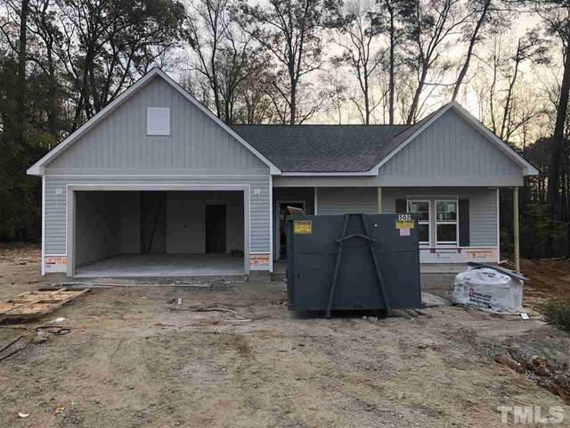 34 N Cinnamon Teal Drive, Selma, NC 27576 (#2332635) :: Sara Kate Homes