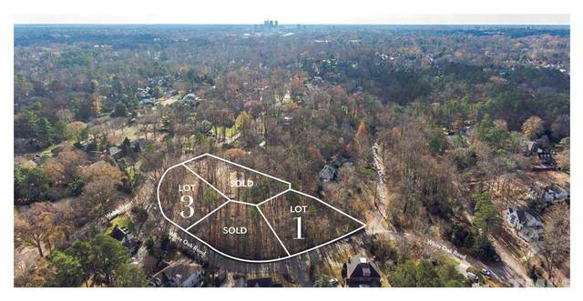 2701 White Oak Road, Raleigh, NC 27609 (#2333637) :: Southern Realty Group