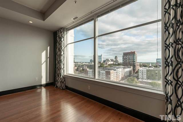400 W North Street #1502, Raleigh, NC 27603 (#2336183) :: Dogwood Properties