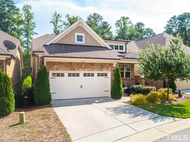 1403 Medici Court, Cary, NC 27518 (#2336813) :: Realty World Signature Properties