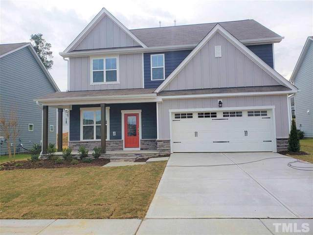 508 Tea Rose Drive #8, Knightdale, NC 27545 (#2337431) :: Bright Ideas Realty