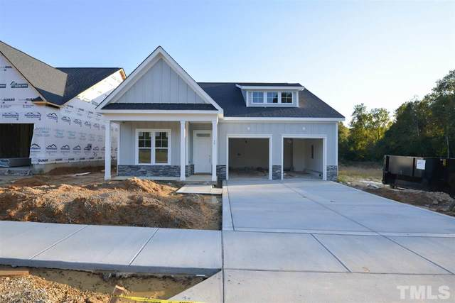 77 Camille Brooks Drive, Angier, NC 27501 (#2338160) :: Realty World Signature Properties
