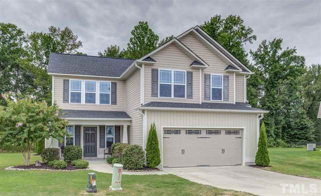 58 Pompano Lane, Benson, NC 27504 (#2338400) :: The Rodney Carroll Team with Hometowne Realty