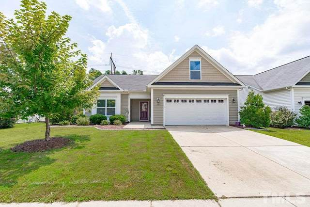 305 Sweet Violet Drive, Holly Springs, NC 27540 (#2338413) :: Bright Ideas Realty
