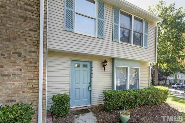 7724 Sandra Lane, Raleigh, NC 27615 (#2343202) :: Bright Ideas Realty