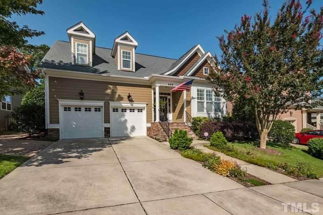 958 Vandalia Drive, Cary, NC 27519 (#2344495) :: Classic Carolina Realty