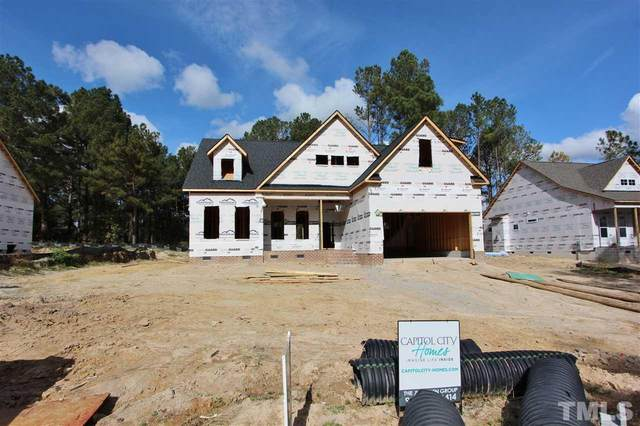 809 Whitley Way, Wendell, NC 27591 (#2345926) :: Marti Hampton Team brokered by eXp Realty