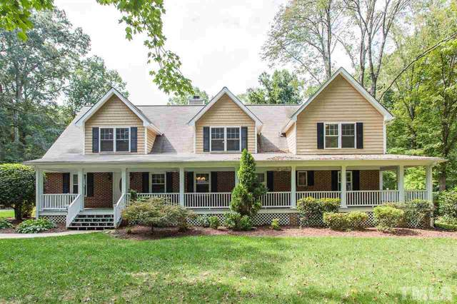 59 Oakwood Drive, Chapel Hill, NC 27517 (#2345948) :: Sara Kate Homes