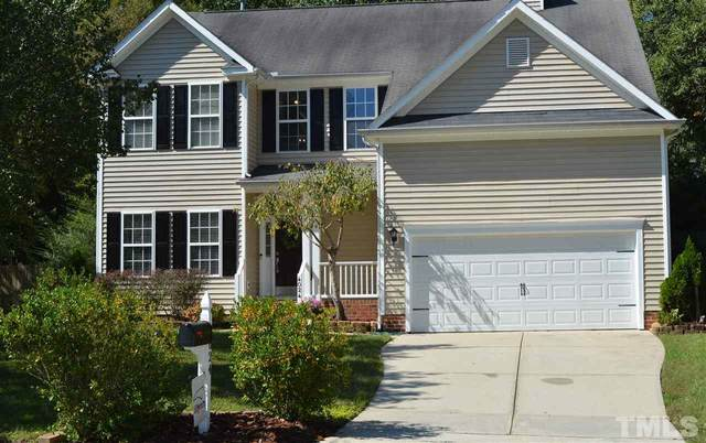 4024 Winecott Drive, Apex, NC 27502 (#2346055) :: Bright Ideas Realty