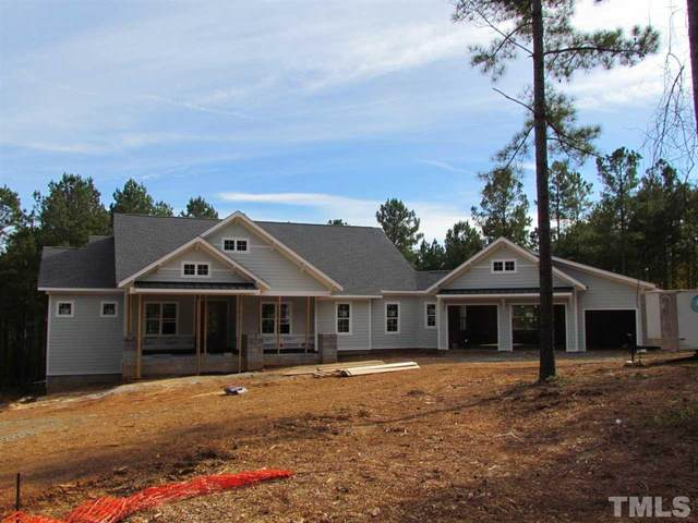 419 Seaforth Landing Drive Lot 13, Pittsboro, NC 27312 (#2347656) :: Raleigh Cary Realty