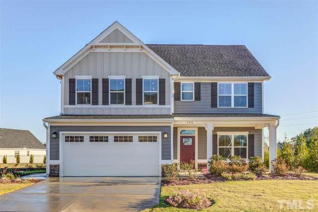 102 Amber Acorn Avenue, Raleigh, NC 27603 (#2348348) :: Marti Hampton Team brokered by eXp Realty
