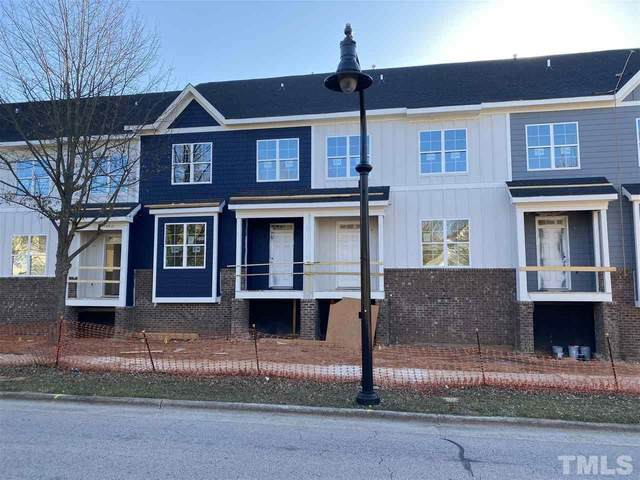 857 S Franklin Street, Wake Forest, NC 27587 (#2353466) :: Sara Kate Homes