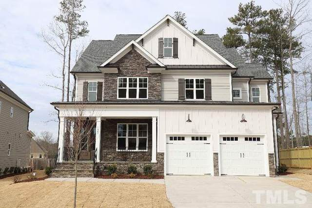 4104 Green Chase Way, Cary, NC 27539 (#2354255) :: Real Properties
