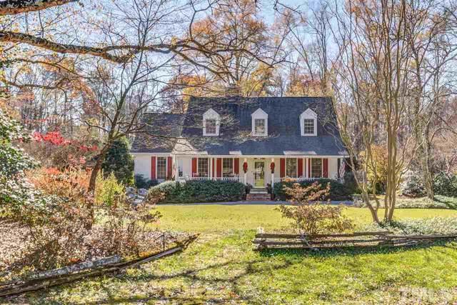 316 Cedar Lane Farm Lane, New Hill, NC 27562 (#2354305) :: The Jim Allen Group