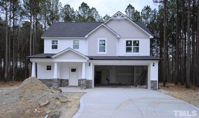201 Tailwind Lane, Smithfield, NC 27577 (#2361309) :: Choice Residential Real Estate