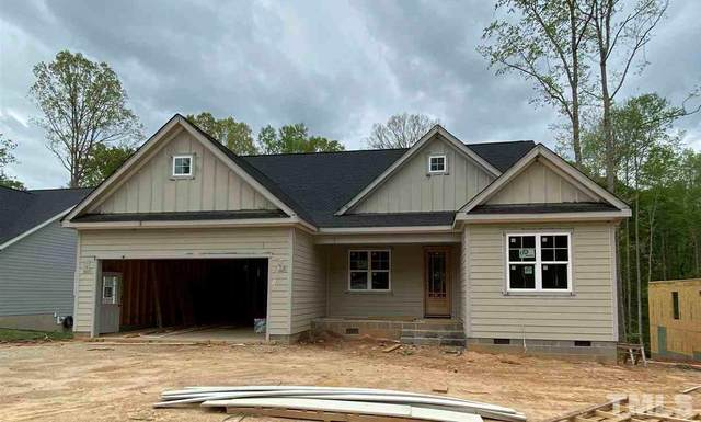 429 Reese Drive Lot 31, Willow Spring(s), NC 27592 (#2366635) :: Southern Realty Group