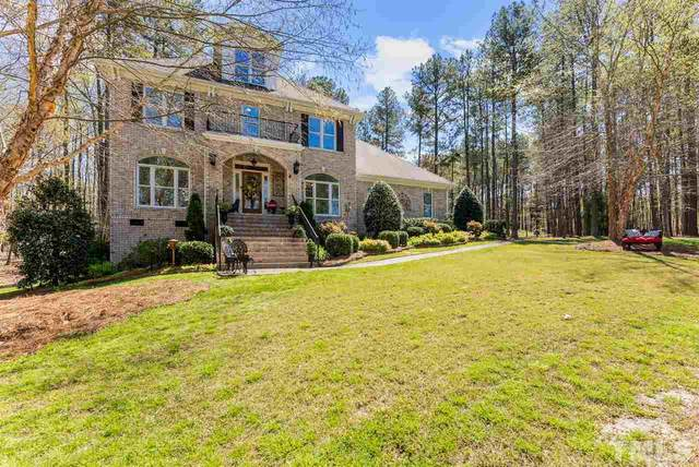 5512 Strathmore Drive, Raleigh, NC 27613 (#2373553) :: The Rodney Carroll Team with Hometowne Realty