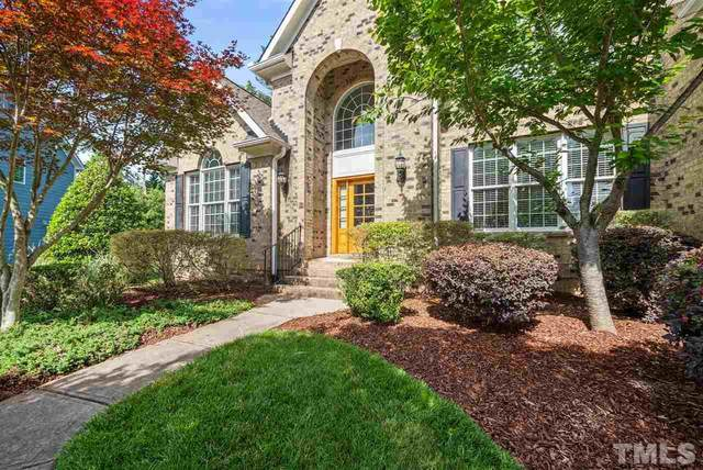 9709 Dayton Court, Raleigh, NC 27617 (#2379169) :: The Perry Group