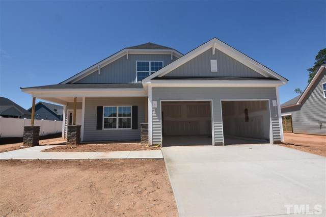 9 Waterclover Path, Youngsville, NC 27596 (#2380050) :: M&J Realty Group