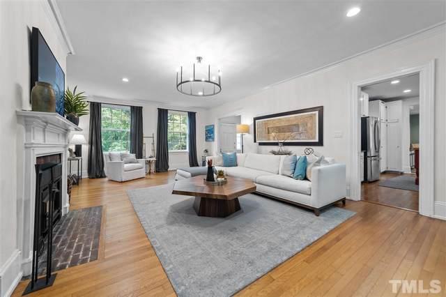 214 Hillsborough Street, Chapel Hill, NC 27514 (#2386718) :: Realty One Group Greener Side