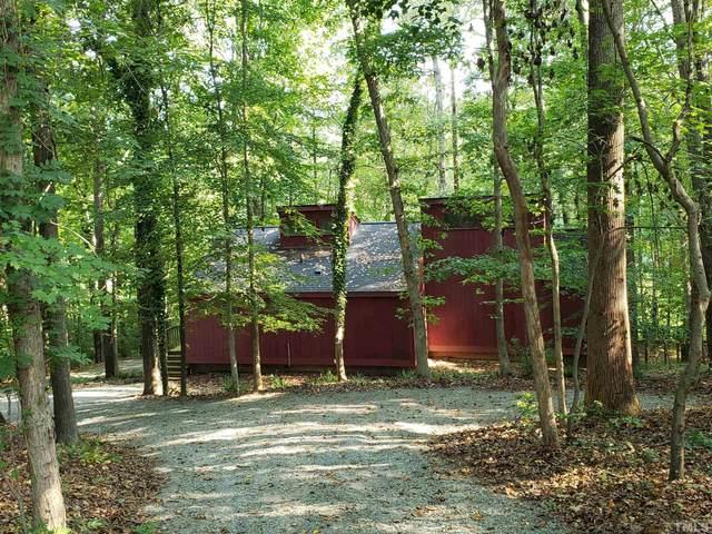 372 Cedar Lake Road, Chapel Hill, NC 27516 (#2390890) :: Dogwood Properties
