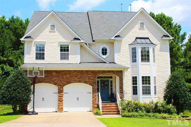 307 Coriander Court, Apex, NC 27539 (#2391545) :: Real Estate By Design