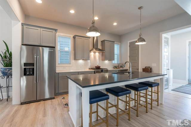 820 Watercolor Way, Durham, NC 27713 (#2392283) :: Realty One Group Greener Side