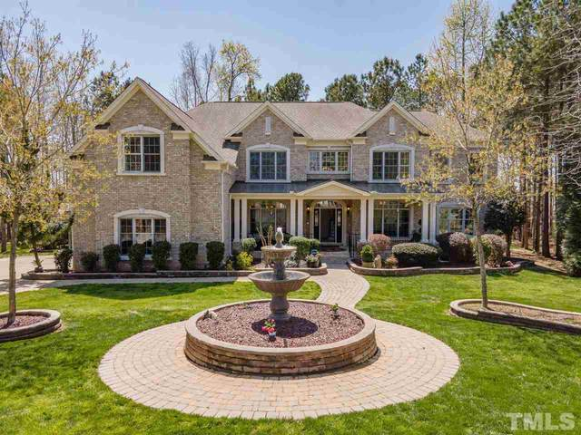 4729 Wooded Ridge Road NE, Raleigh, NC 27606 (#2395031) :: The Perry Group