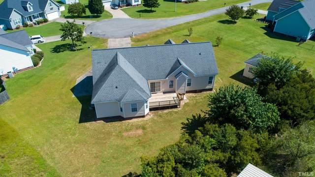 104 Bluecrest Place, Goldsboro, NC 27534 (#2403648) :: Marti Hampton Team brokered by eXp Realty