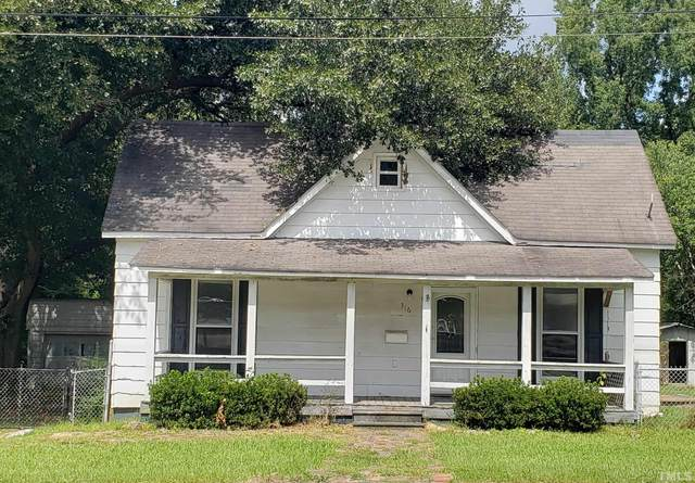 316 S Moore Street, Clayton, NC 27520 (#2404025) :: Raleigh Cary Realty