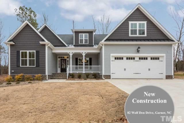 82 Wolf Den Drive, Garner, NC 27529 (#2121029) :: The Jim Allen Group
